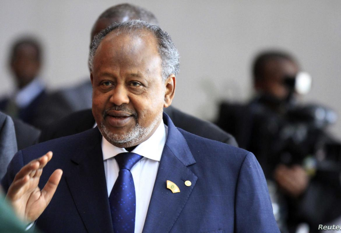 Ismail Omar Guelleh has held power in the Horn of Africa nation for 22 years