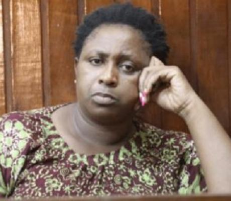 Aisha Jumwa is alleged to have shot a person during a by-election in October last year