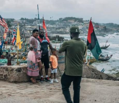 "Ghana looks to capitalize on tourism with ""Year of Return"""