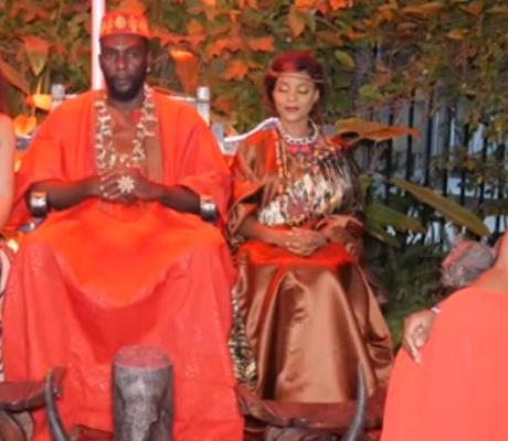 'Year Of Return' African Royalty Night